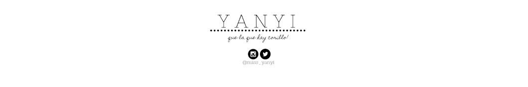 SEÑORITA YANYI Banner