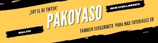 Pakoyaso