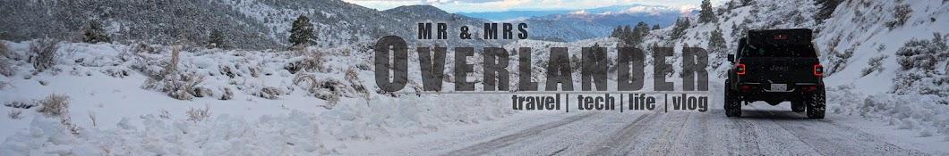 Mr & Mrs Overlander Banner