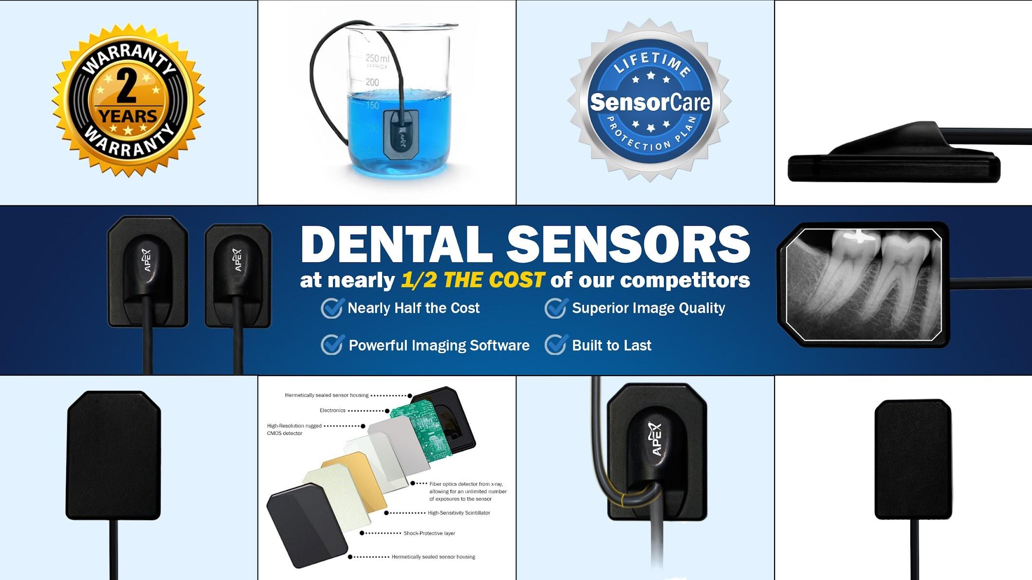 Apex Dental Sensors