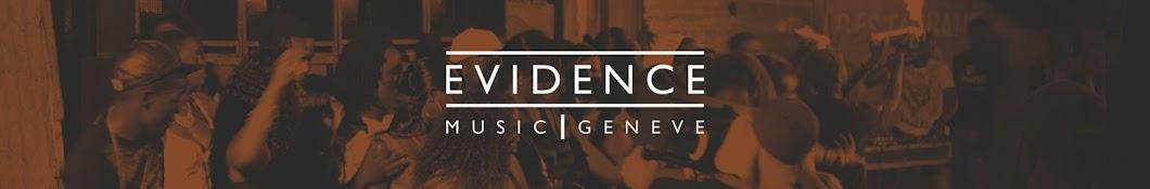 Evidence Music Banner