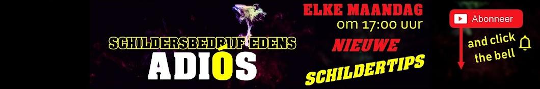 Schildersbedrijf Edens Banner