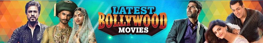 Latest Bollywood Movies Banner