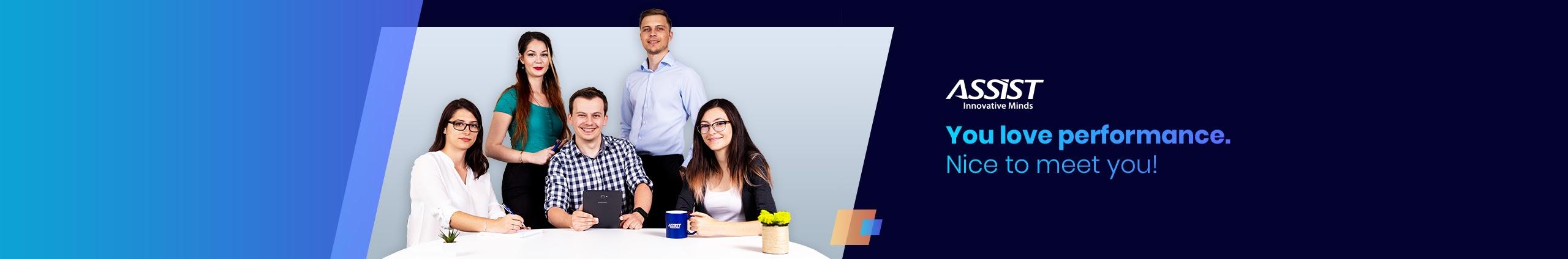 Meet ASSIST Software team through our YouTube videos