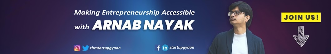 StartupGyaan Banner