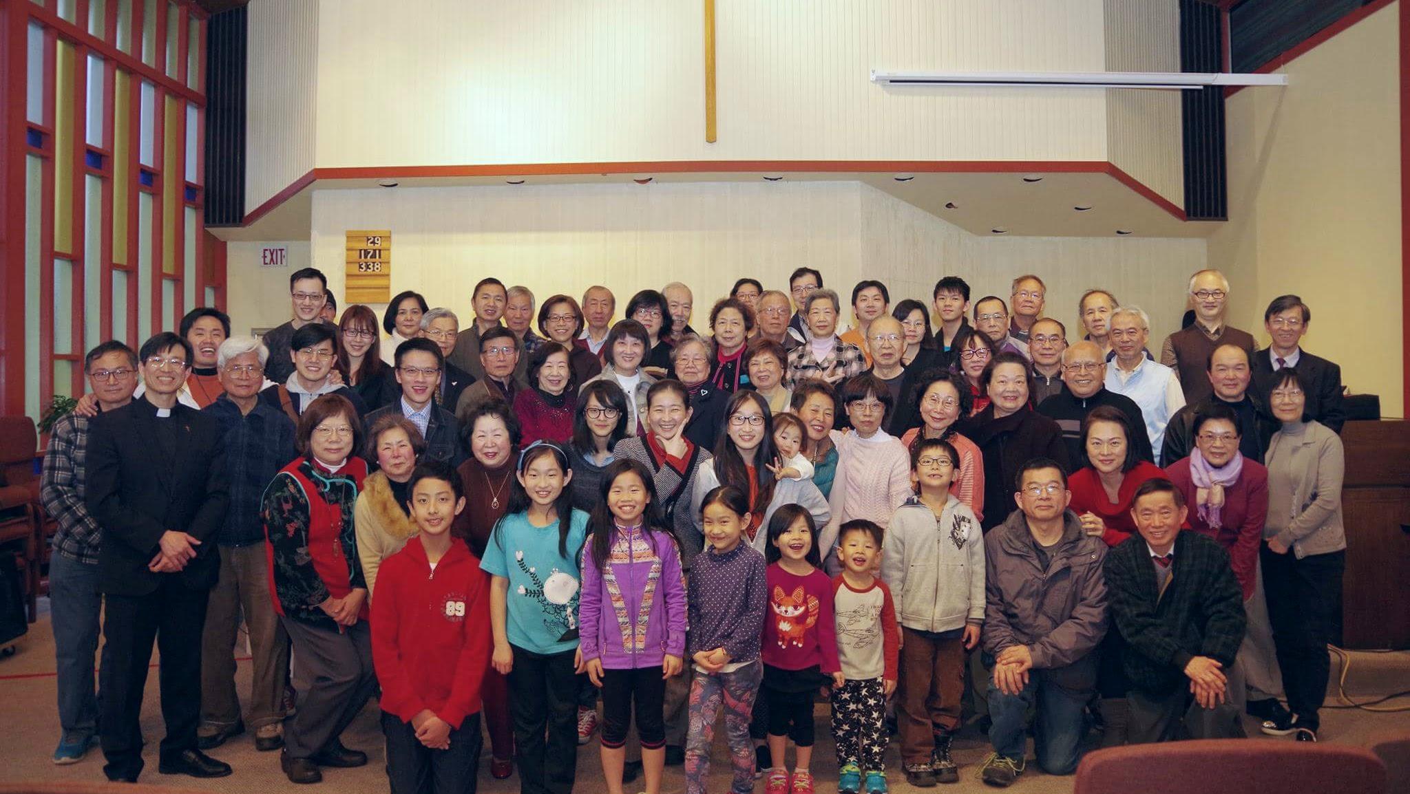 BTPC 本拿比台灣長老教會