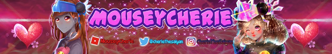 MouseyCherie Banner