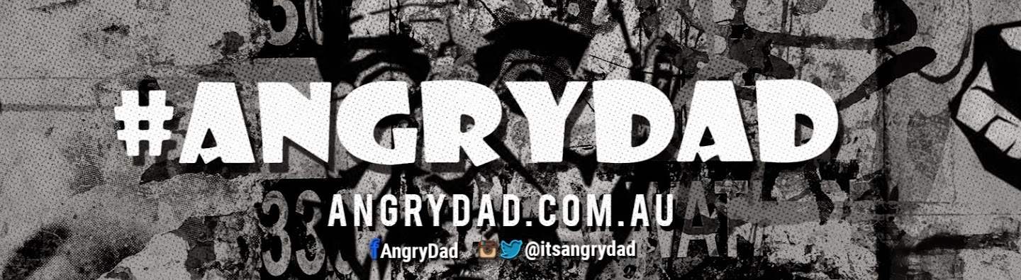 Angry Dad's Cover Image