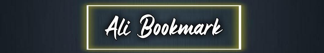 Ali Bookmark Banner
