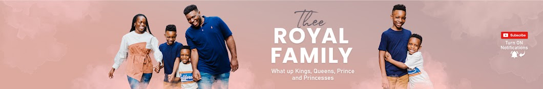 Thee Royal Family Banner