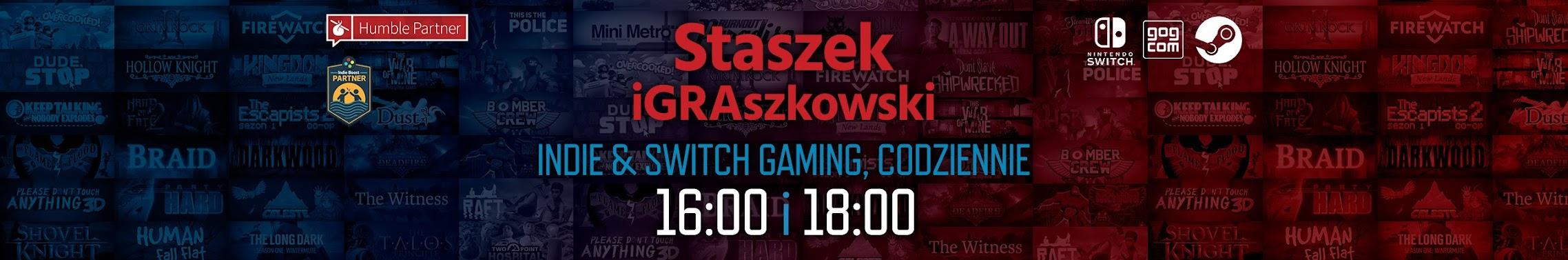 Staszek iGRAszkowski