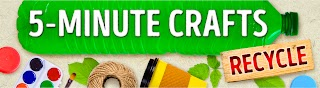 5-Minute Crafts Recycle