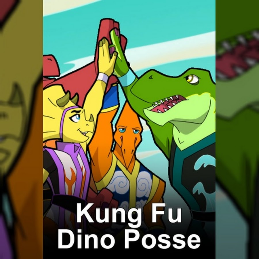 Kung Fu Dino Posse - YouTube