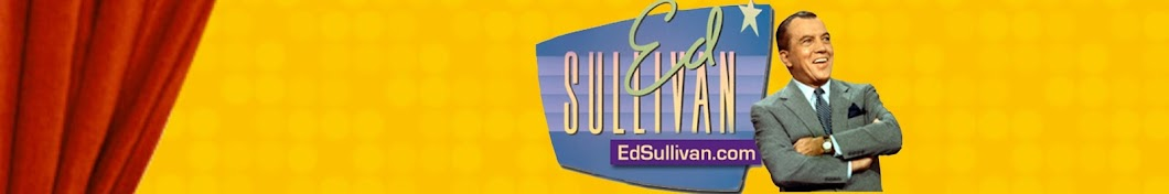 The Ed Sullivan Show Banner