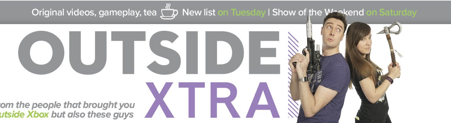Outside Xtra's Cover Image