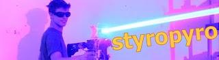 styropyro shorts