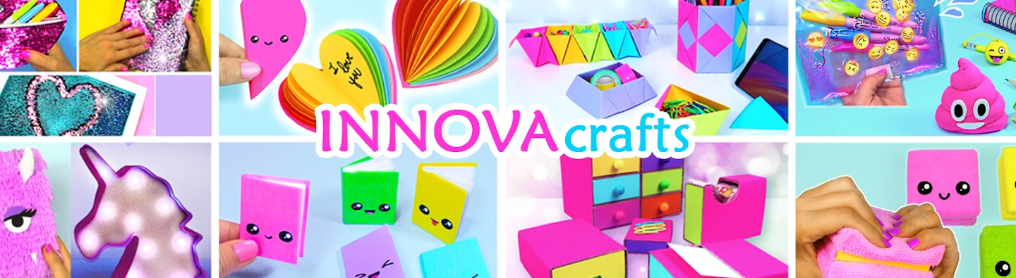 Innova Crafts's Cover Image