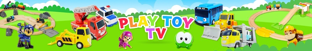 Play Toy TV Banner