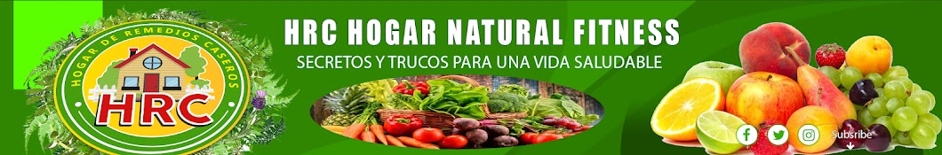 HRC Hogar Natural Banner