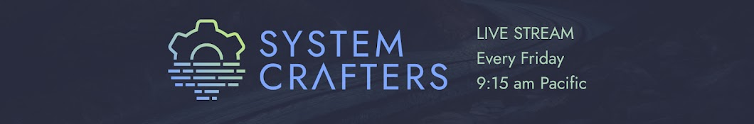 System Crafters Banner