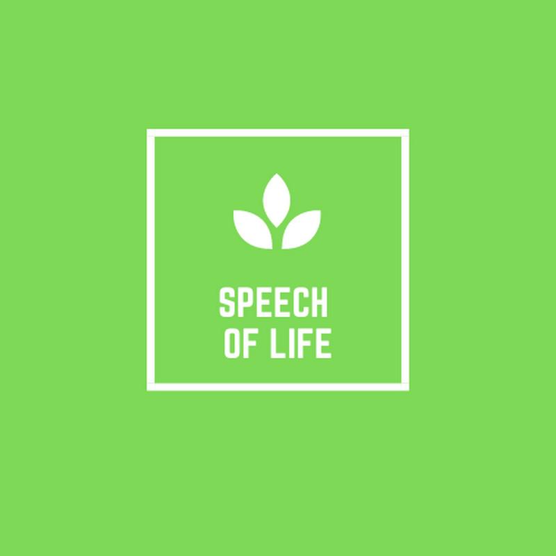 Speech of Life (speech-of-life)