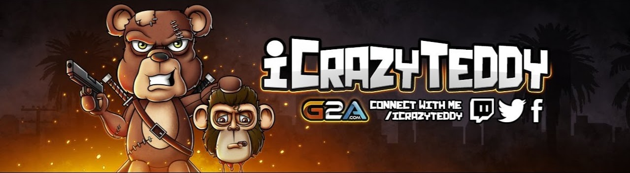 iCrazyTeddy's Cover Image
