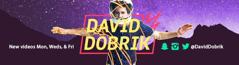 David Dobrik's Cover Image