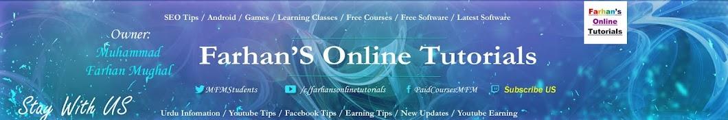 Farhan's Online Tutorials YouTube Stats, Channel Statistics