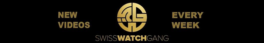 Swiss Watch Gang Banner