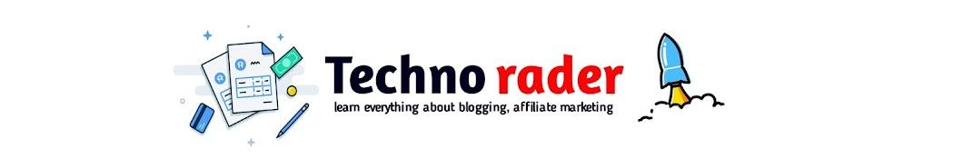 Techno rader Banner