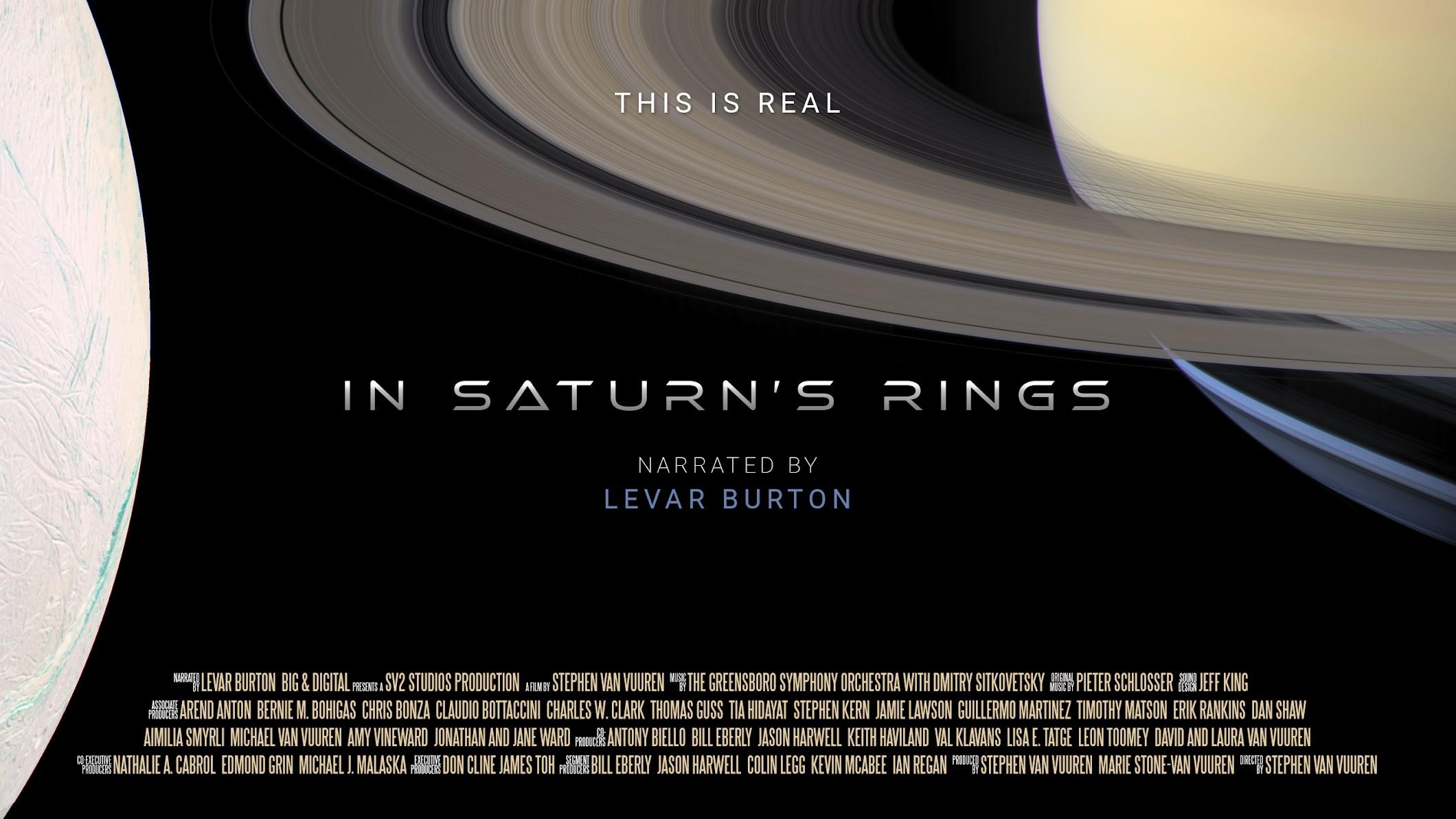 In Saturn's Rings Video Gallery