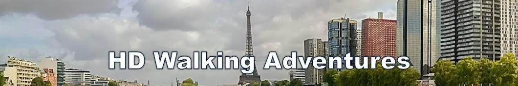 HD Walking Adventures Banner