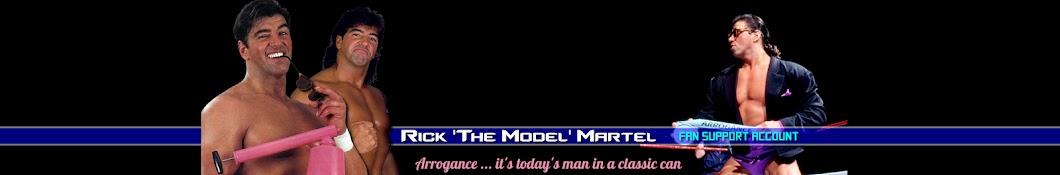 Rick Martel - WWE Banner