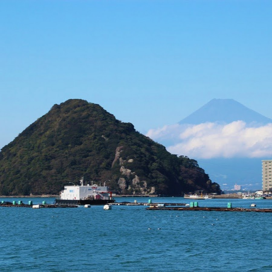 Numazu Scenery