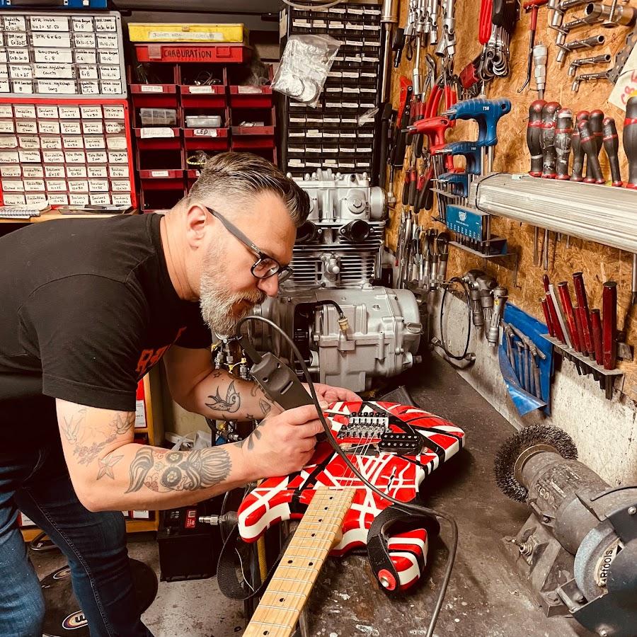 GARAGE 70'