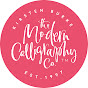 Kirsten Burke - The Modern Calligraphy Co