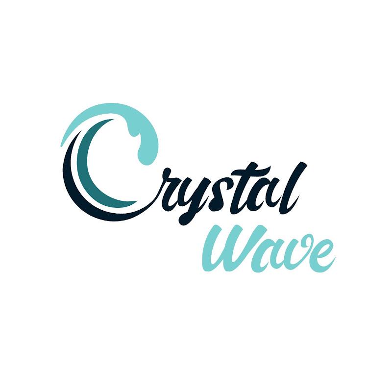 Logo for Crystal Wave