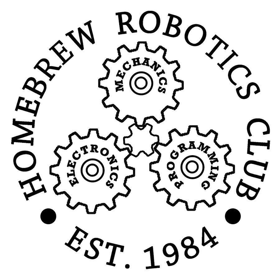 Home Brew Robotics Club Challenge logo