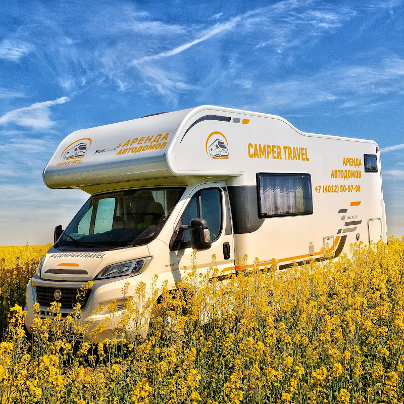 Camper Travel статистика канала