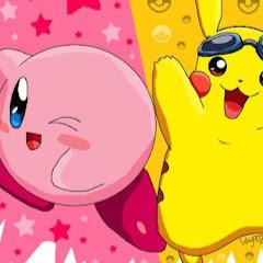 Kirby star Pokemon gaming react 2016 Mitchell