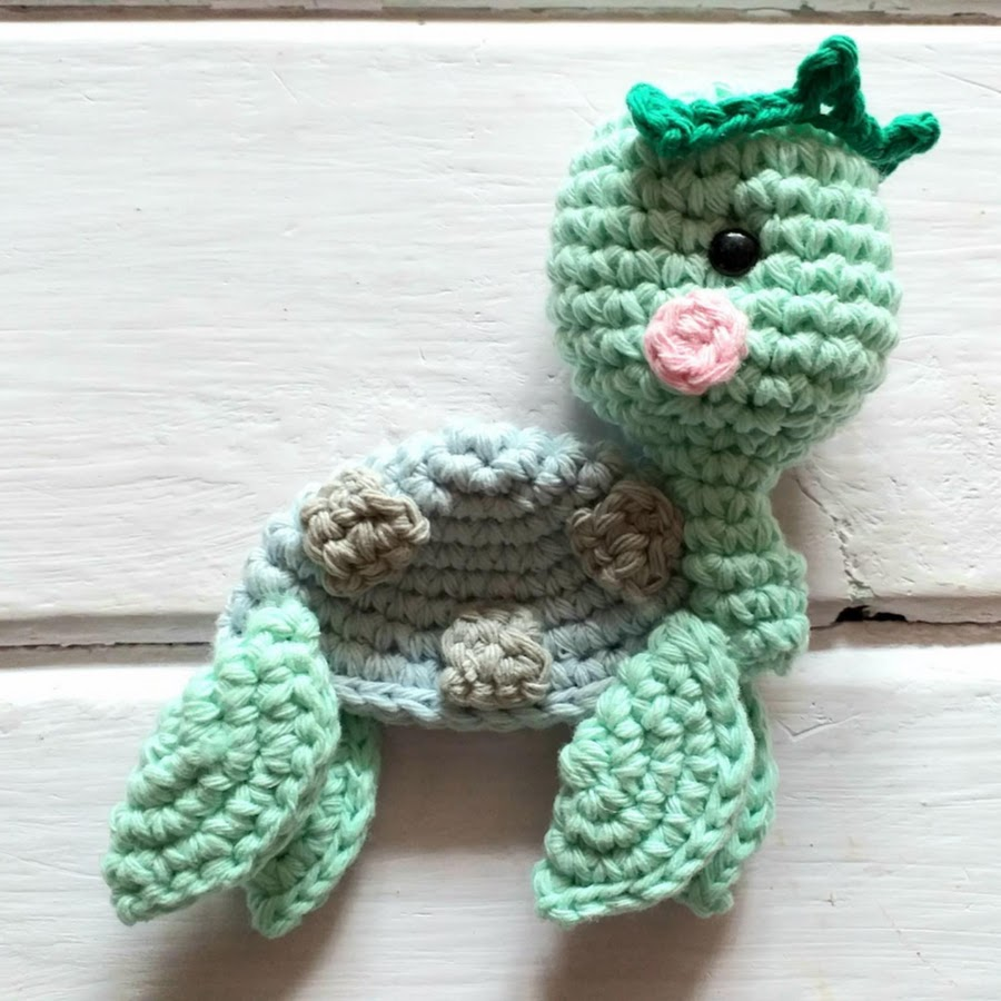 Alan Craft Crochet Diy