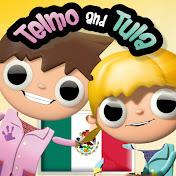 Telmo y Tula, caricaturas animadas net worth