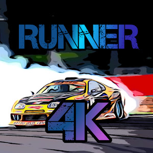 Runner 4k