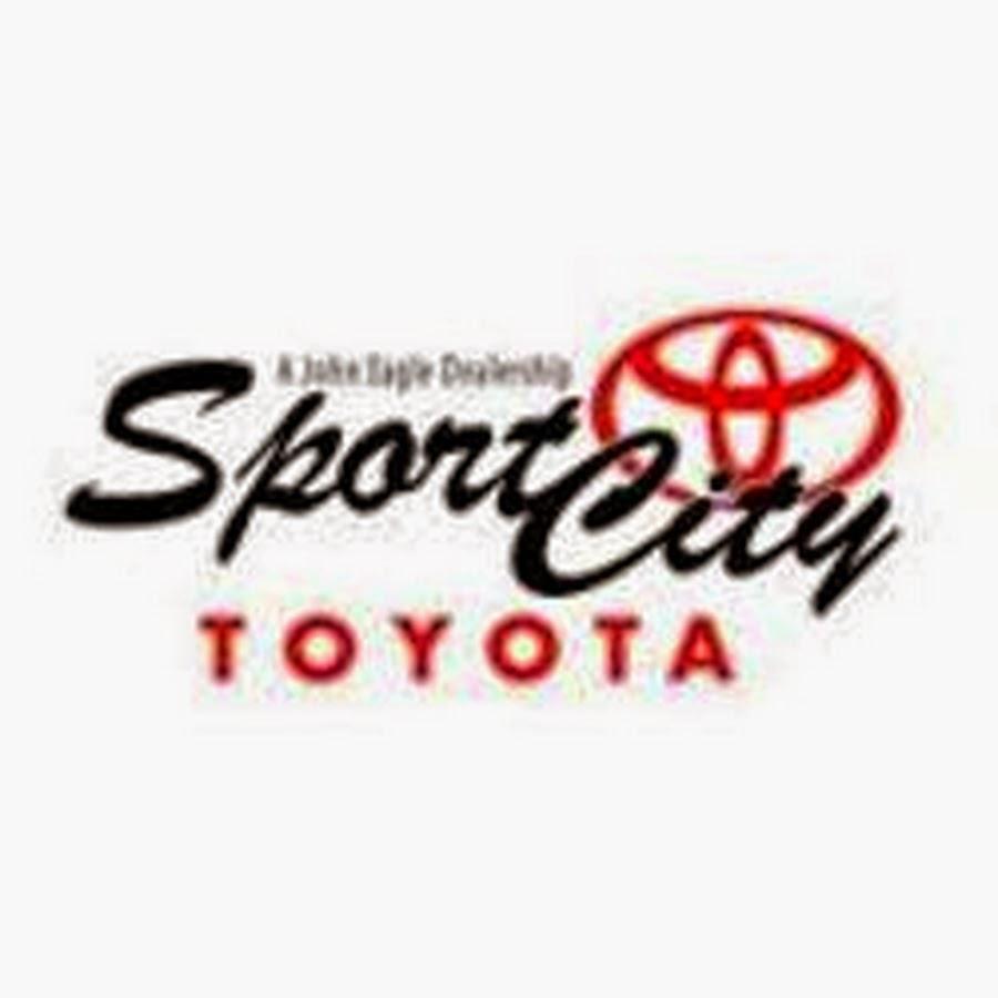 Sport City Toyota Youtube