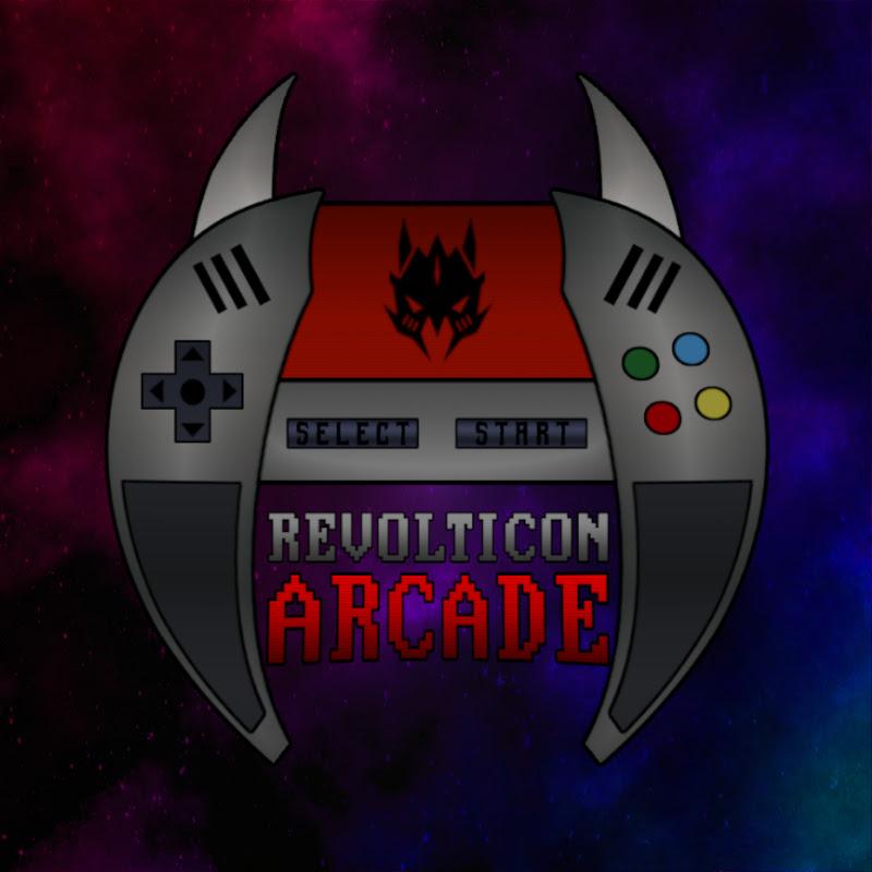 Revolticon Arcade
