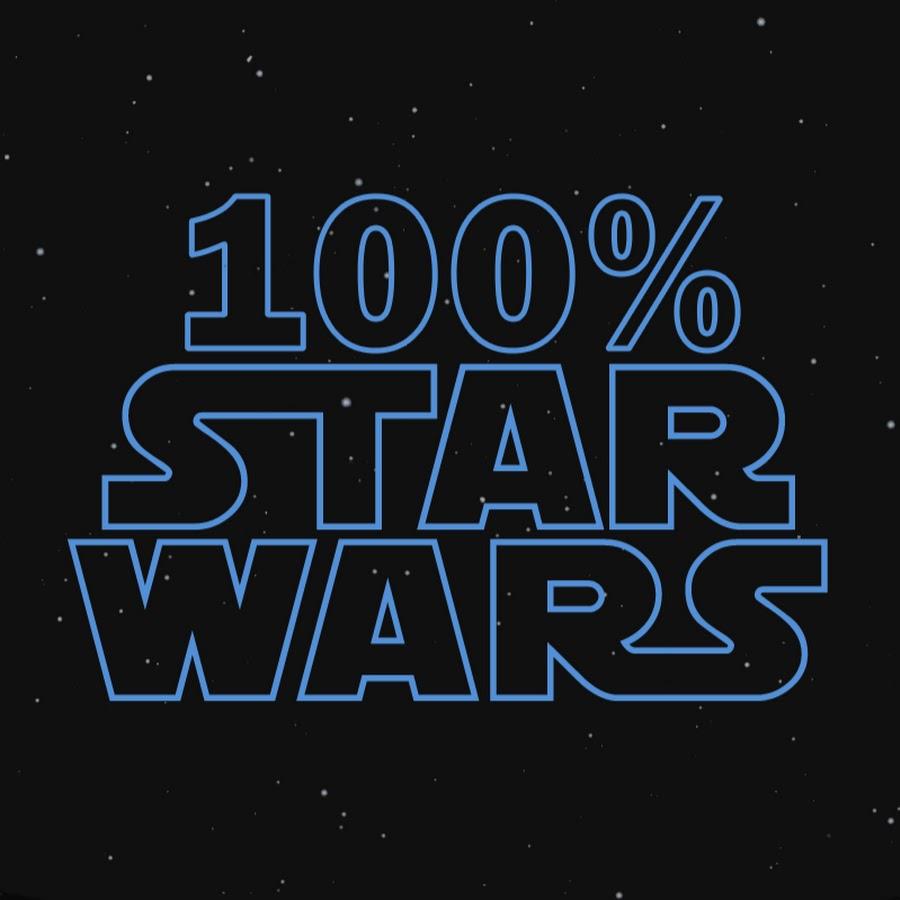 100% Star Wars