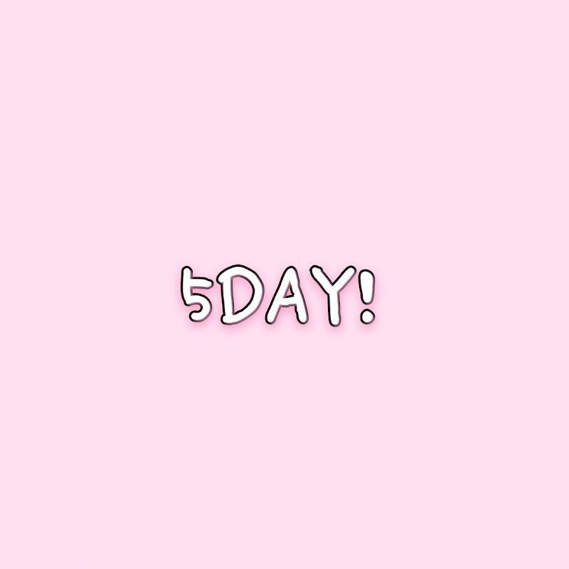 Logo for 5DAY!