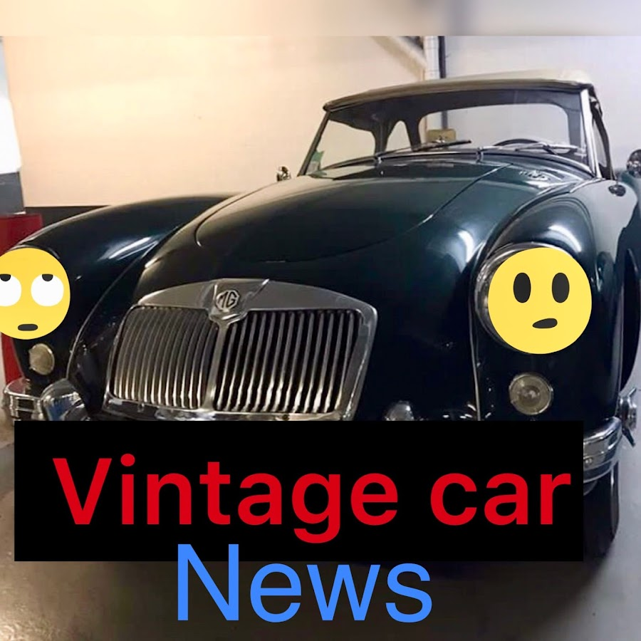 Vintage Car News Youtube