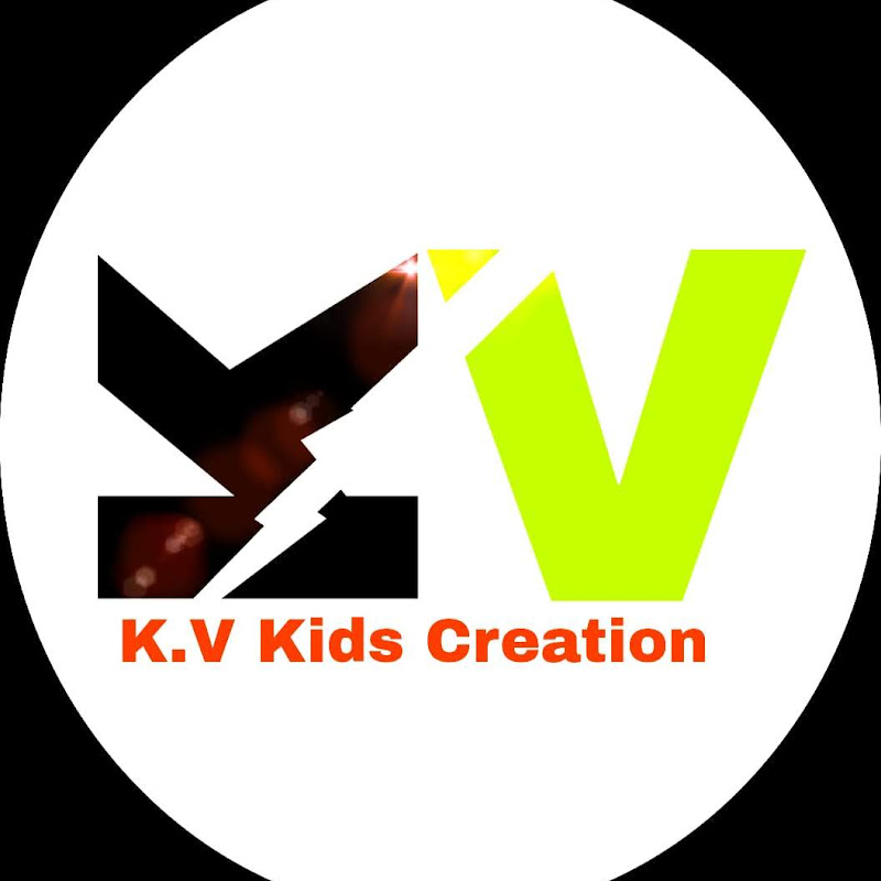 Logo for K.V. KIDS CREATION