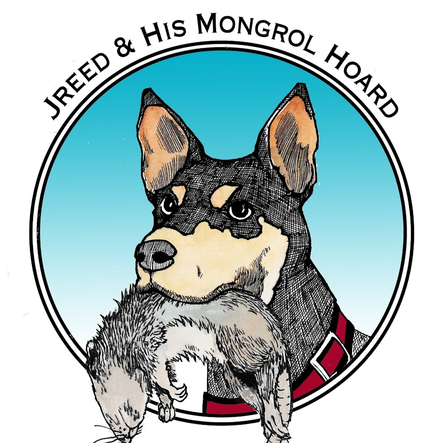 Jreed and his Mongrol